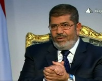 Egypt's Mohammed Morsi Repeats Defense for Broad Powers in Televised Interview