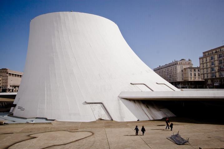 Le Havre Cultural Center