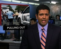 News Wrap: U.N. Pulls Out Non-essential Staff From Syria Due to Safety Concerns