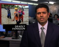 News Wrap: After Typhoon, Hundreds of Filipinos Still Missing as Floods Continue