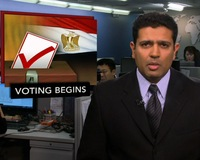 News Wrap: Egyptian Army Calls Off National Unity Talks