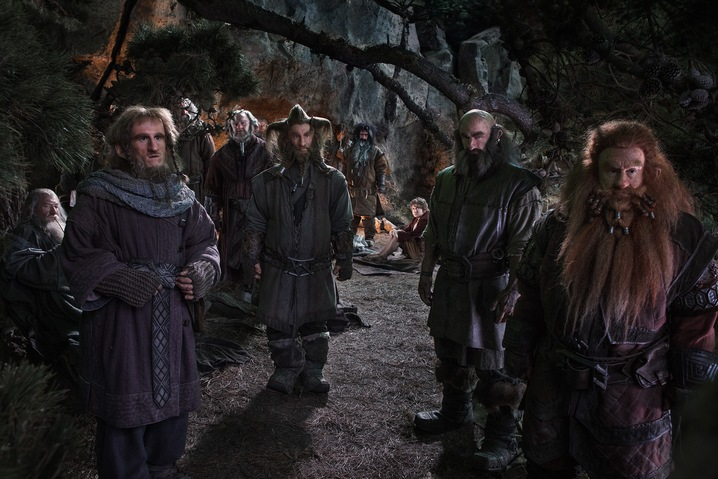 In the Company of Dwarves