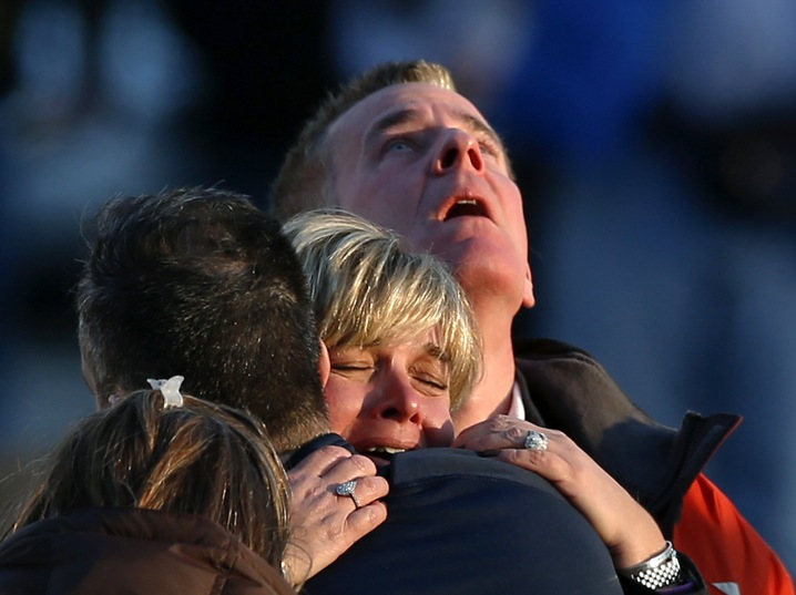 Families Grieve