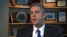 Education Secretary Arne Duncan on Finding Community Solutions to Gun Violence