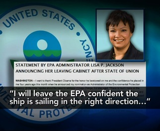 WATCH: As EPA Chief Steps Down, an Evaluation of Obama's Environmental Policy So Far