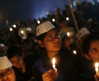 <strong>Slideshow: India Remembers Gang Rape Victim</strong>