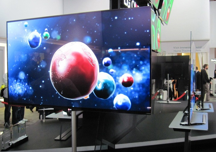 Slim TVS At A High Cost