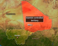 French Troops Aid Mali in Push Back of Islamic Militants