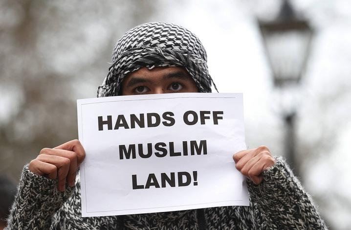 Protesting France