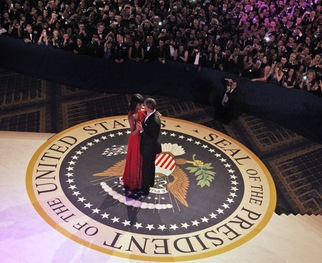 Click here for full coverage of the 2013 inauguation.