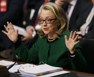 VIDEO: Watch Secretary Clinton's Testimony on Consulate Attack in Libya