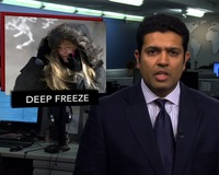News Wrap: Extreme Cold Whips Northeast and Midwest
