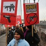 Battle Over Gun Legislation Heats Up