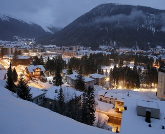 Notes From Davos, Day Two: UK Reconsiders Relationship With EU