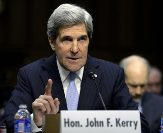 WATCH: Sen. John Kerry's Confirmation Hearing as Secretary of State