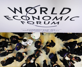 WATCH: At World Economic Forum, Talk of Future of European Union and the Euro
