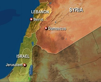 WATCH: Israeli Warplanes Make Strike on Weapons Convoy in Syria