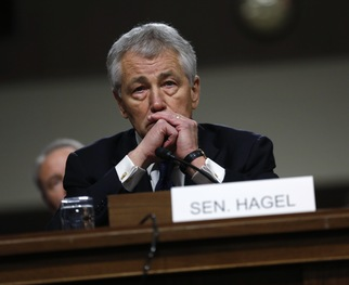 READ: Senators Haggle Over Hagel Confirmation Vote