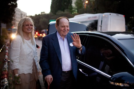 Sheldon Adelson Winning Israel's Newspaper War
