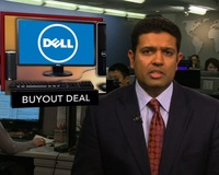 News Wrap: Computer Maker Dell Goes Private After Decades of Public Trading