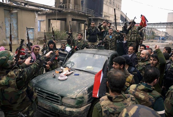 Aleppo Casualties