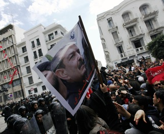 READ: Protesters' Anger Ignited After Political Assassination in Tunisia