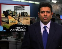 News Wrap: French Troops Battle Remaining Islamists in Mali