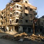 Syria Littered With Tanks, Bombed Buildings