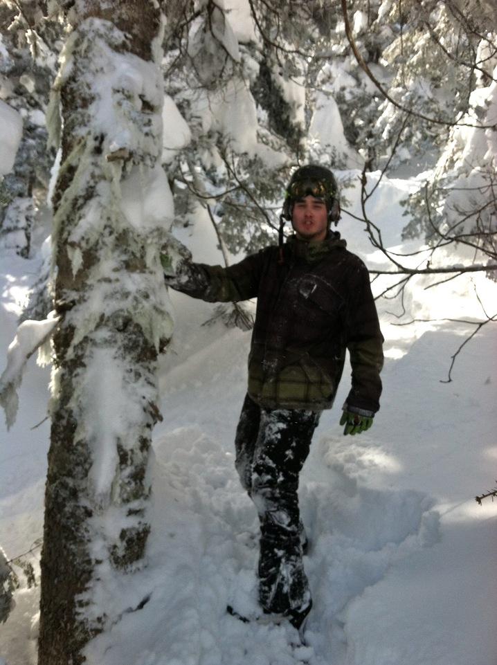 Snowmaking in Vermont
