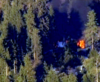 Police: Dorner Manhunt Ends, Fire Was Not Intentional