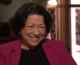 WEB EXCLUSIVE: Watch an extended interview with Justice Sotomayor about her book,