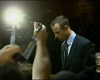 Olympian Oscar Pistorius Granted Bail in Girlfriend's Murder Case