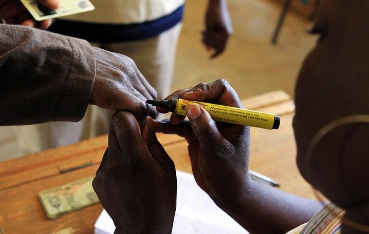 Poll Marking