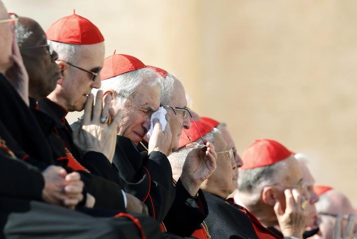 Cardinals React
