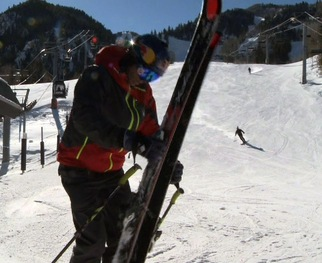 Read more: Shrinking Snow Means Steep Slide for Ski Industry