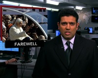 News Wrap: Pope Benedict XVI Has Farewell Audience