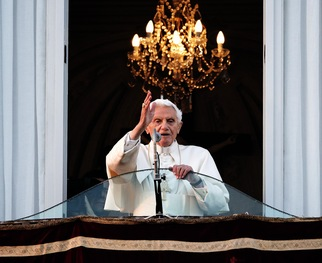 SLIDESHOW:&#160;Moments of Benedict XVI's Papacy