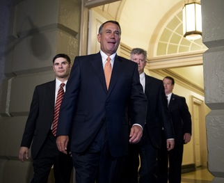 READ: Boehner: House Will Produce Its Own Immigration Legislation