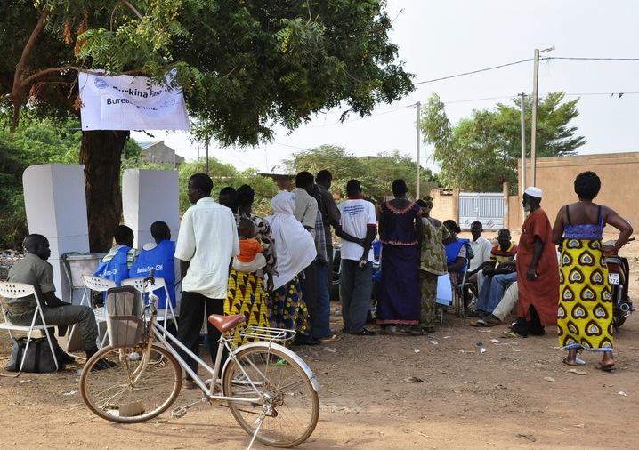 #183 Burkina Faso