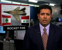 News Wrap: Syrian Government Launches Rocket Attacks on Lebanon