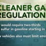 EPA Advances New Proposal for Cleaner Gas Emissions