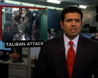 News Wrap: Taliban Suicide Bombers Dressed as Officers Kill 53 in Afghanistan