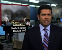 News Wrap: At Least 15 Dead in Syrian Car Bomb Blast