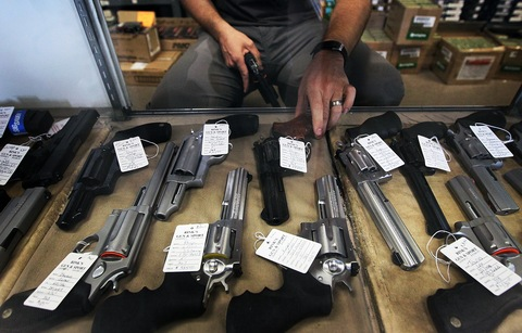 Gun Law Banning Handguns Is Overturned