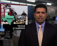 News Wrap: Male Student Stabs Victims at Texas College