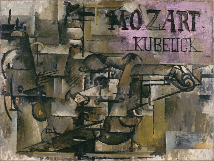 'The Violin (Mozart/Kubelick)'