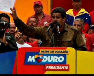 WATCH: Approaching Elections in Venezuela Cause Fear of Violence