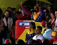 Chavez Successor Nicolás Maduro Wins Election by Narrow Margin