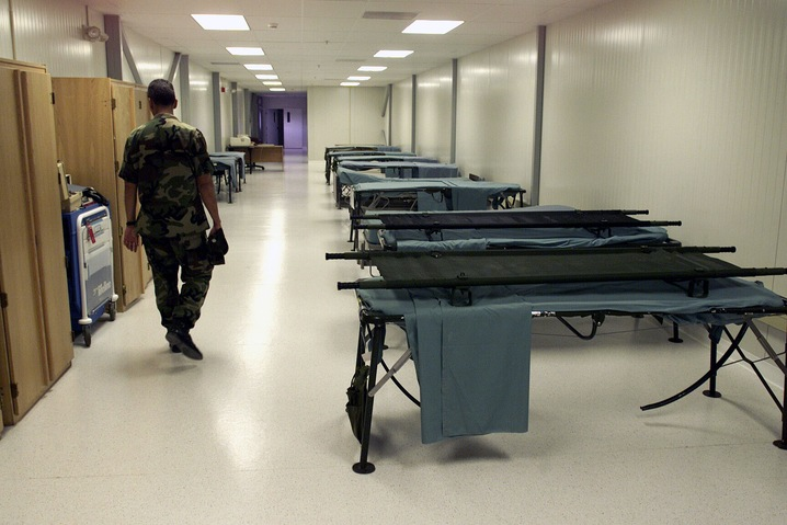 Detainee hospital