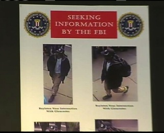 WATCH: FBI Releases Photos and Video Of Suspected Boston Marathon Bombers